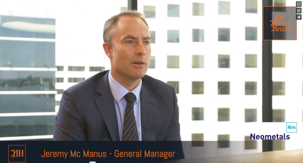 New World Metals – Interview with Jeremy Mcmanus